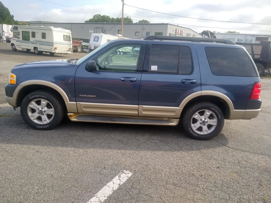 """Used Ford Explorer 4dr 114"""" WB 4.6L Eddie Bauer 4WD 2005 
