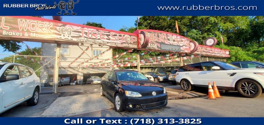 Used Volkswagen Jetta Sedan 4dr Auto S 2012 | Rubber Bros Auto World. Brooklyn, New York