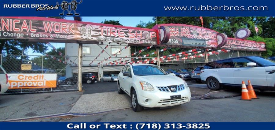 Used Nissan Rogue AWD 4dr SL 2013   Rubber Bros Auto World. Brooklyn, New York