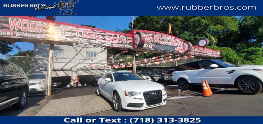 2014 Audi A5 2dr Cpe Auto quattro 2.0T Premium, available for sale in Brooklyn, NY