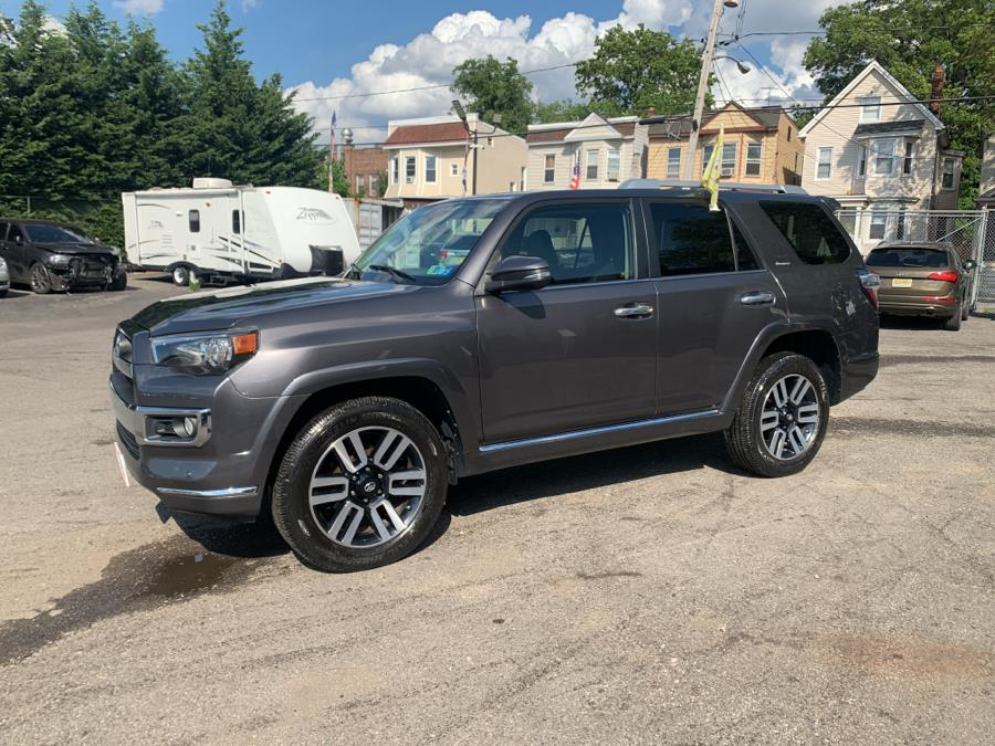 Used Toyota 4Runner 4WD 4dr V6 Limited 2014   Auto Haus of Irvington Corp. Irvington , New Jersey
