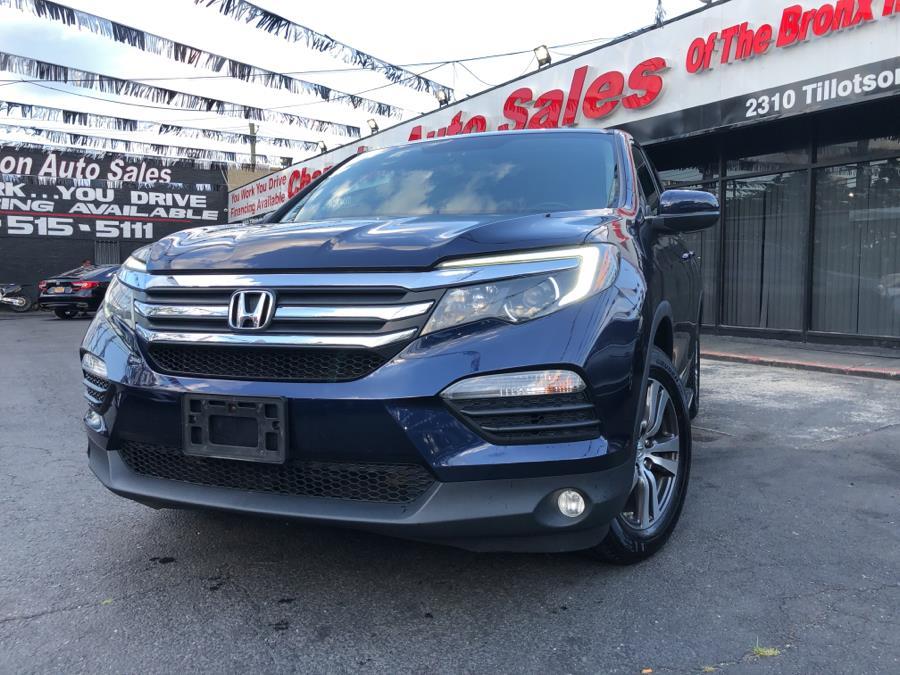Used 2018 Honda Pilot in Bronx, New York | Champion Auto Sales. Bronx, New York
