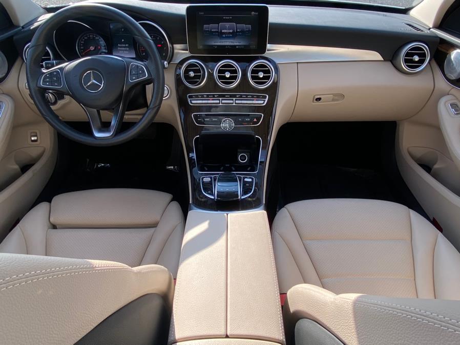 Used Mercedes-Benz C-Class C 300 4MATIC Sedan 2018 | Champion Auto Sales. Linden, New Jersey