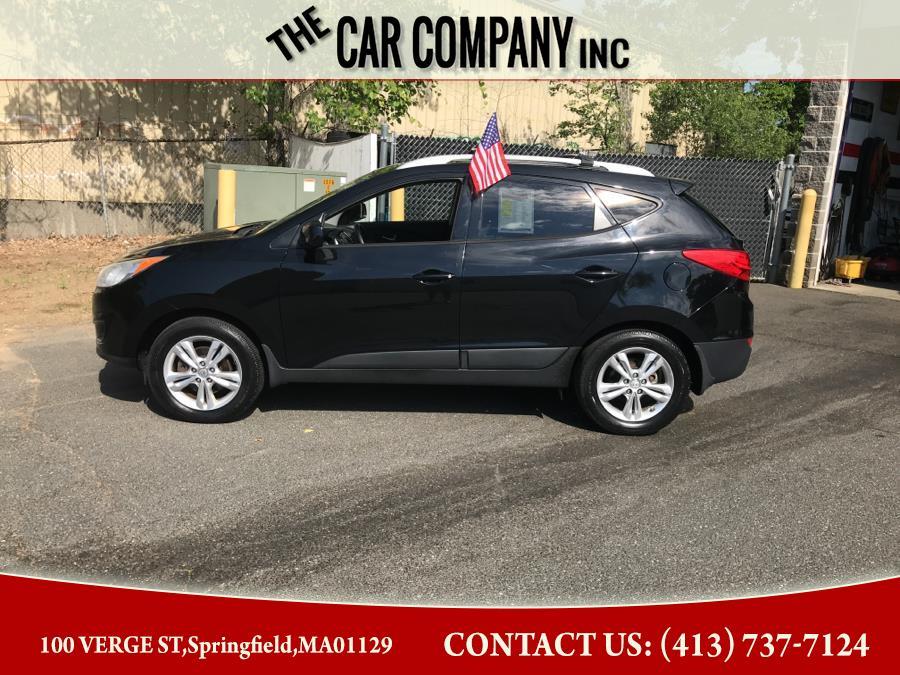 Used Hyundai Tucson AWD 4dr Auto Limited 2011 | The Car Company. Springfield, Massachusetts