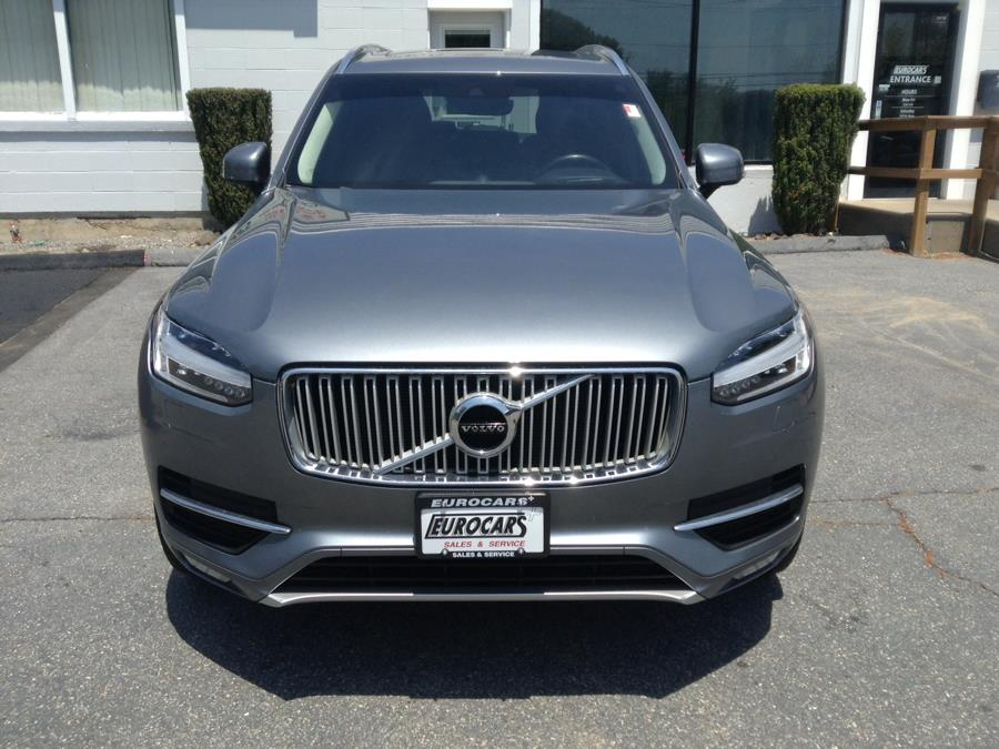 Used Volvo XC90 AWD 4dr T6 Inscription 2016 | Eurocars Plus. Groton, Connecticut
