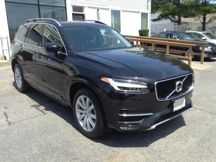 Used Volvo XC90 AWD 4dr T6 Momentum 2016   Eurocars Plus. Groton, Connecticut