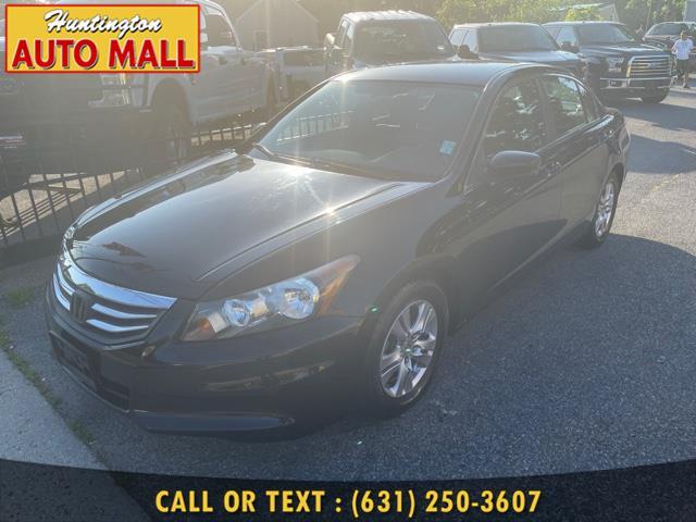 Used Honda Accord Sdn 4dr I4 Auto SE 2012 | Huntington Auto Mall. Huntington Station, New York