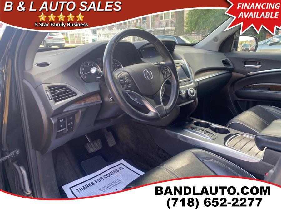 Used Acura MDX SH-AWD Advance 2017 | B & L Auto Sales LLC. Bronx, New York