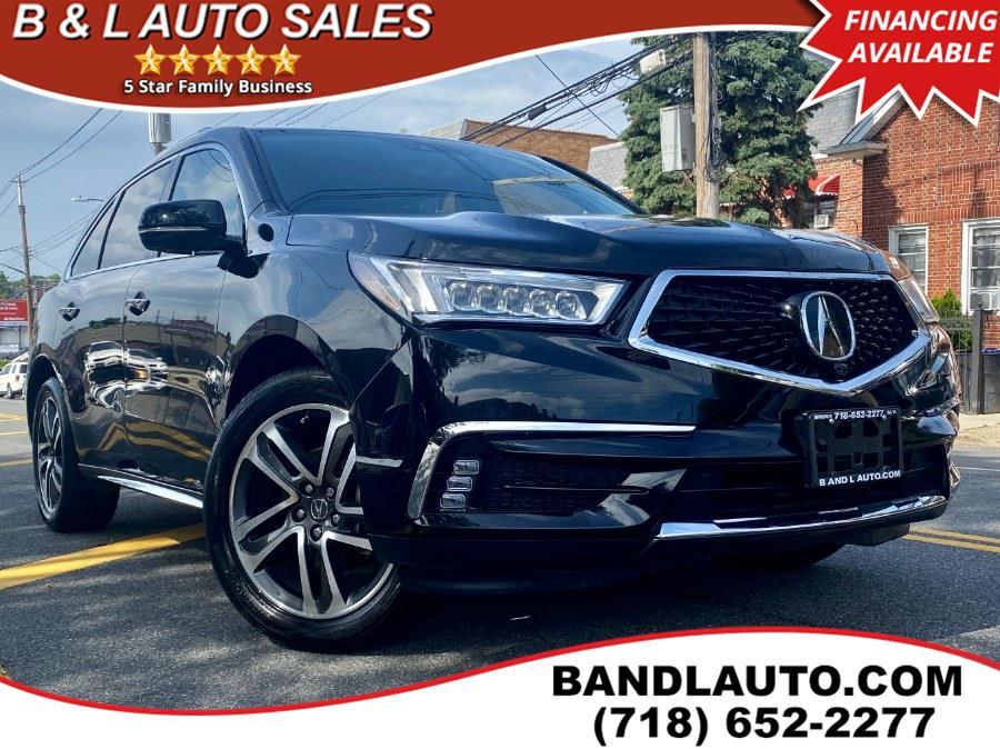 Used 2017 Acura MDX in Bronx, New York | B & L Auto Sales LLC. Bronx, New York