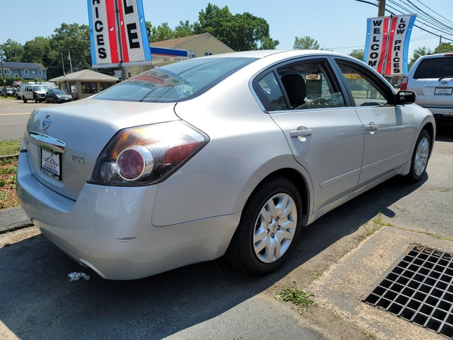 2012 Nissan Altima 4dr Sdn I4 CVT 2.5 S, available for sale in West Haven, CT