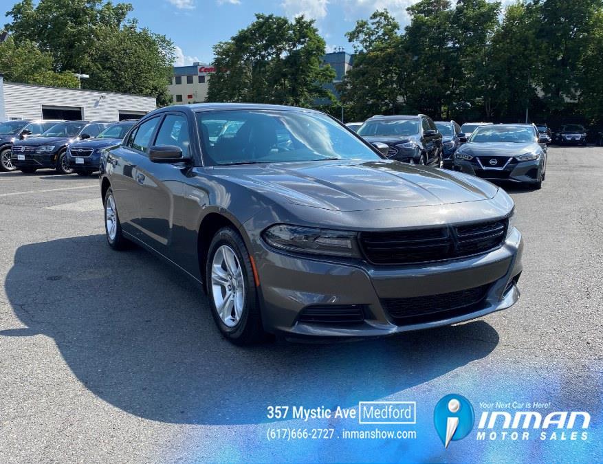 Used Dodge Charger SXT RWD 2020 | Inman Motors Sales. Medford, Massachusetts