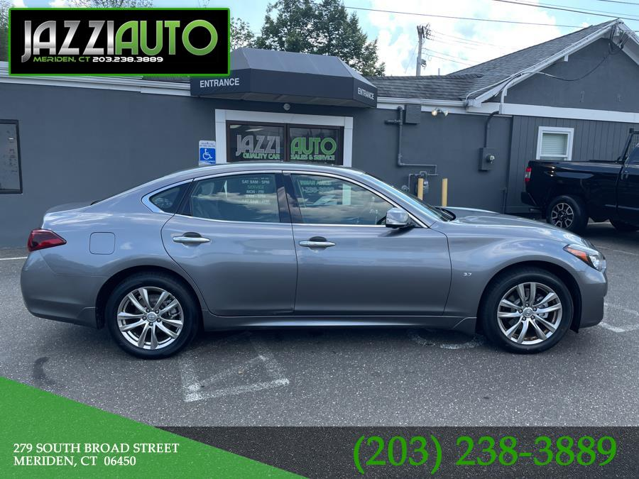 Used 2015 INFINITI Q70 in Meriden, Connecticut   Jazzi Auto Sales LLC. Meriden, Connecticut