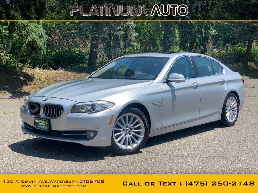 Used 2011 BMW 5 Series in Waterbury, Connecticut | Platinum Auto Care. Waterbury, Connecticut