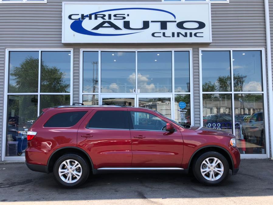 Used 2013 Dodge Durango in Plainville, Connecticut | Chris's Auto Clinic. Plainville, Connecticut
