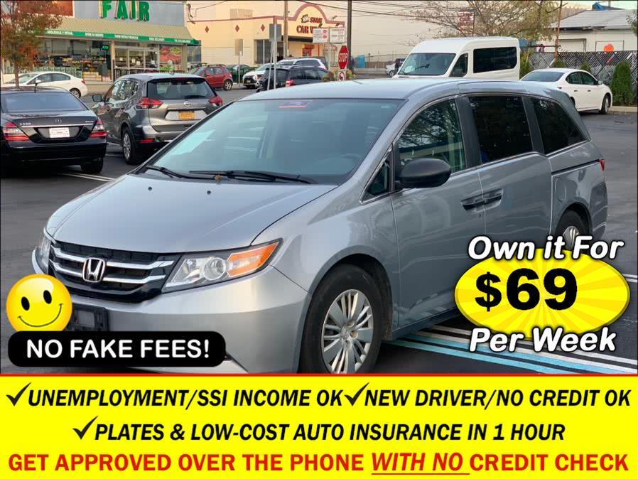 Used 2016 Honda Odyssey in Rosedale, New York | Sunrise Auto Sales. Rosedale, New York