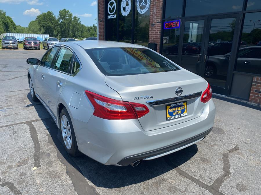 Used Nissan Altima 4dr Sdn I4 2.5 S 2016   Newfield Auto Sales. Middletown, Connecticut