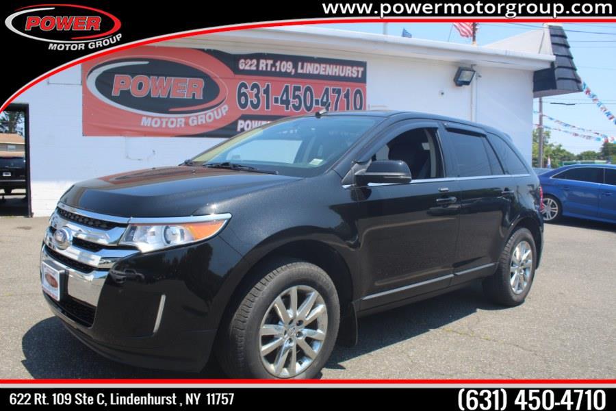 Used Ford Edge 4dr Limited AWD 2013 | Power Motor Group. Lindenhurst, New York