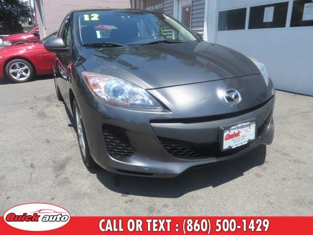 Used 2012 Mazda Mazda3 in Bristol, Connecticut | Quick Auto LLC. Bristol, Connecticut