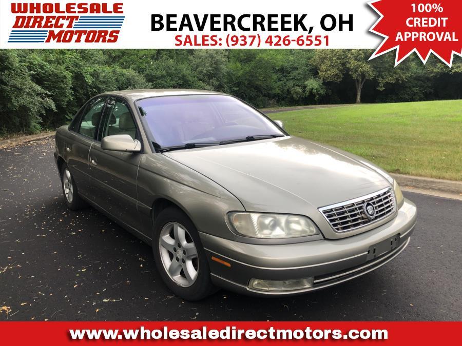 Used Cadillac Catera 4dr Sdn 2001 | Wholesale Direct Motors. Beavercreek, Ohio