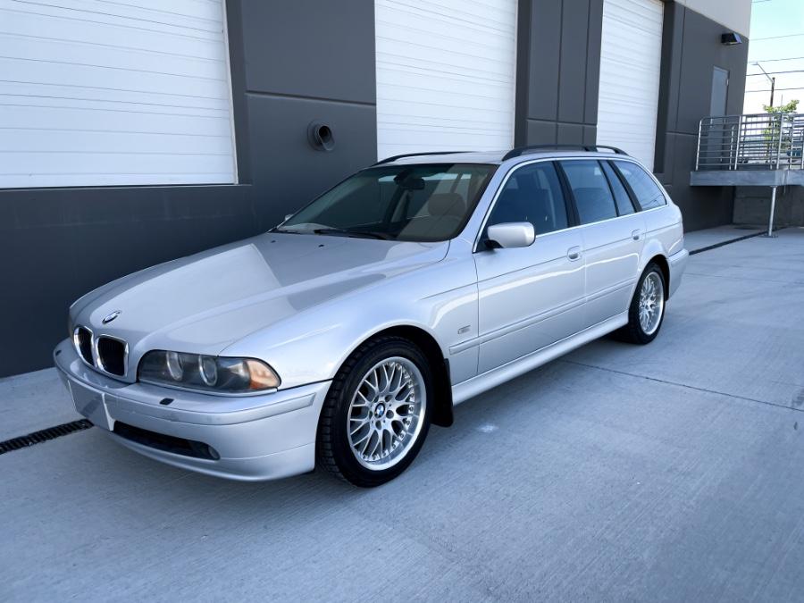 Used BMW 5-Series 525iTA 4dr Sport Wgn 5-Spd Auto 2003 | Guchon Imports. Salt Lake City, Utah
