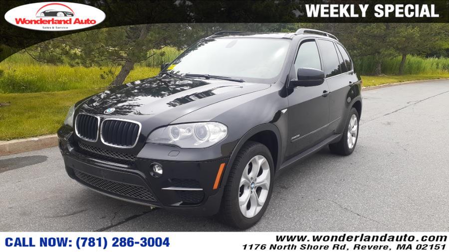 Used 2012 BMW X5 in Revere, Massachusetts | Wonderland Auto. Revere, Massachusetts