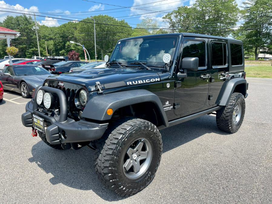 Used Jeep Wrangler Unlimited 4WD 4dr Rubicon X 2014 | Mike And Tony Auto Sales, Inc. South Windsor, Connecticut