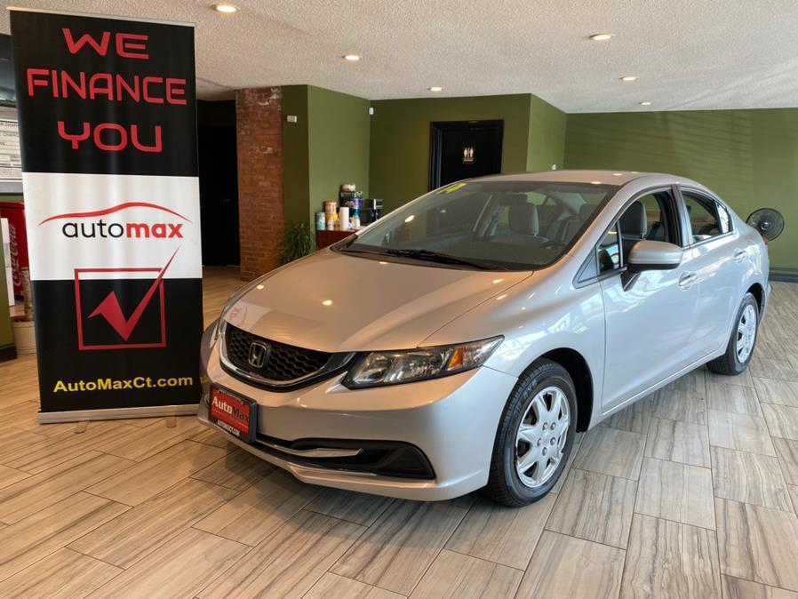 Used 2014 Honda Civic Sedan in West Hartford, Connecticut | AutoMax. West Hartford, Connecticut
