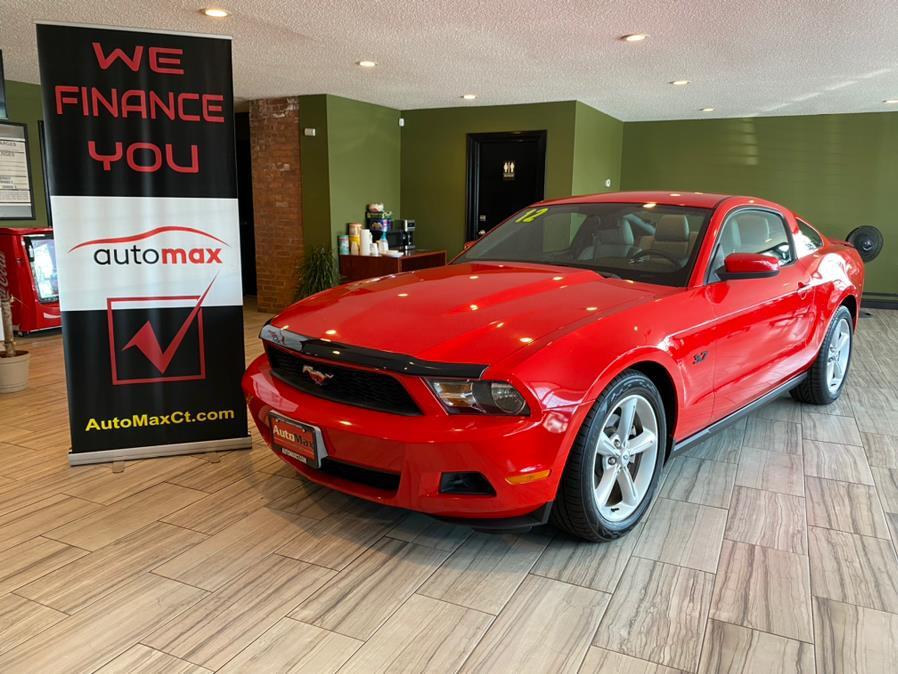 Used 2012 Ford Mustang in West Hartford, Connecticut | AutoMax. West Hartford, Connecticut