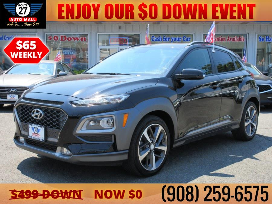 Used 2018 Hyundai Kona in Linden, New Jersey | Route 27 Auto Mall. Linden, New Jersey