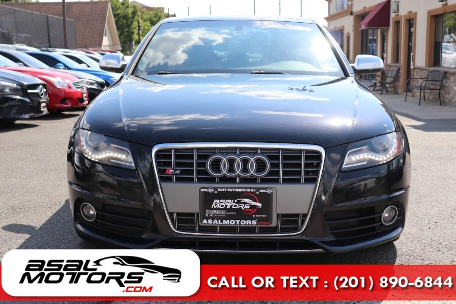 Used Audi S4 4dr Sdn S Tronic Premium Plus 2012 | Asal Motors. East Rutherford, New Jersey