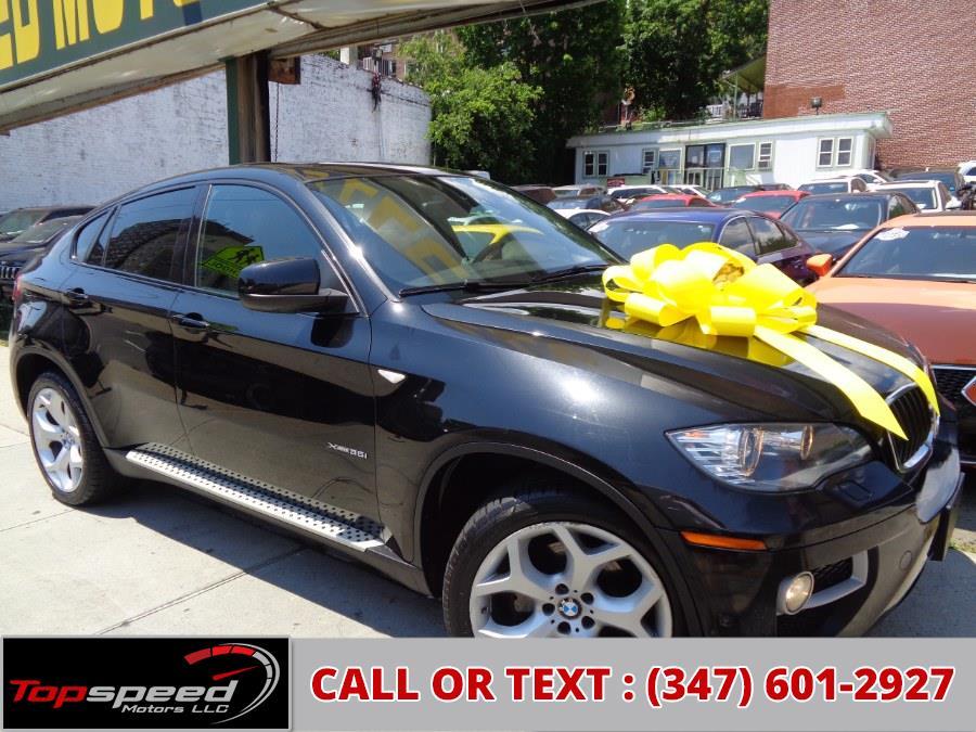 Used BMW X6 AWD xDrive35i 2014 | Top Speed Motors LLC. Jamaica, New York