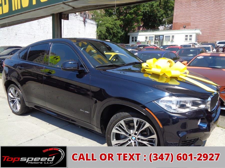 Used BMW X6 xDrive35i Sports Activity //M Sport 2018 | Top Speed Motors LLC. Jamaica, New York