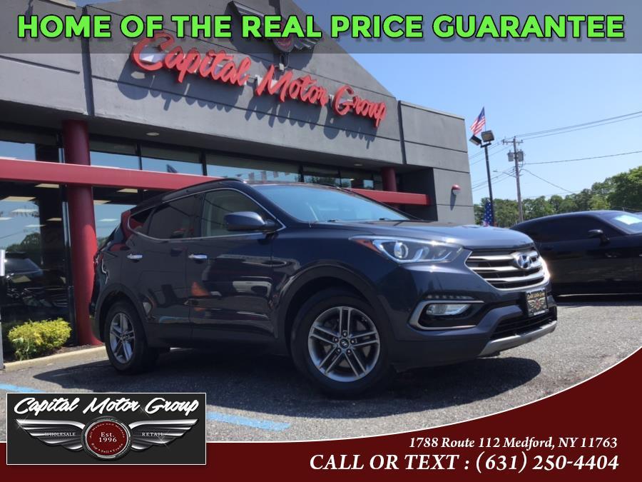 Used 2017 Hyundai Santa Fe Sport in Medford, New York | Capital Motor Group Inc. Medford, New York