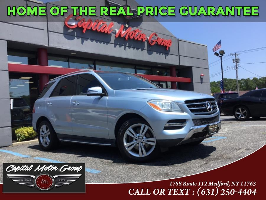 Used 2014 Mercedes-Benz M-Class in Medford, New York | Capital Motor Group Inc. Medford, New York