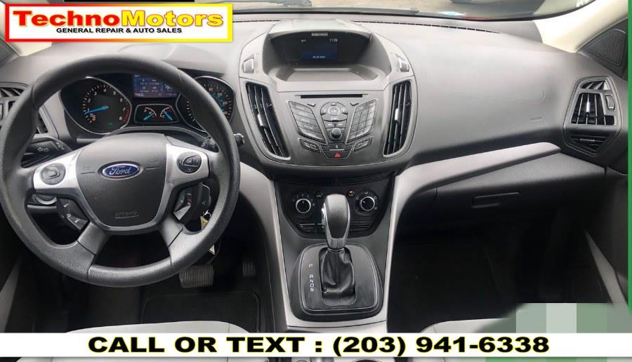 Used Ford Escape 4WD 4dr SE 2014 | Techno Motors . Danbury , Connecticut