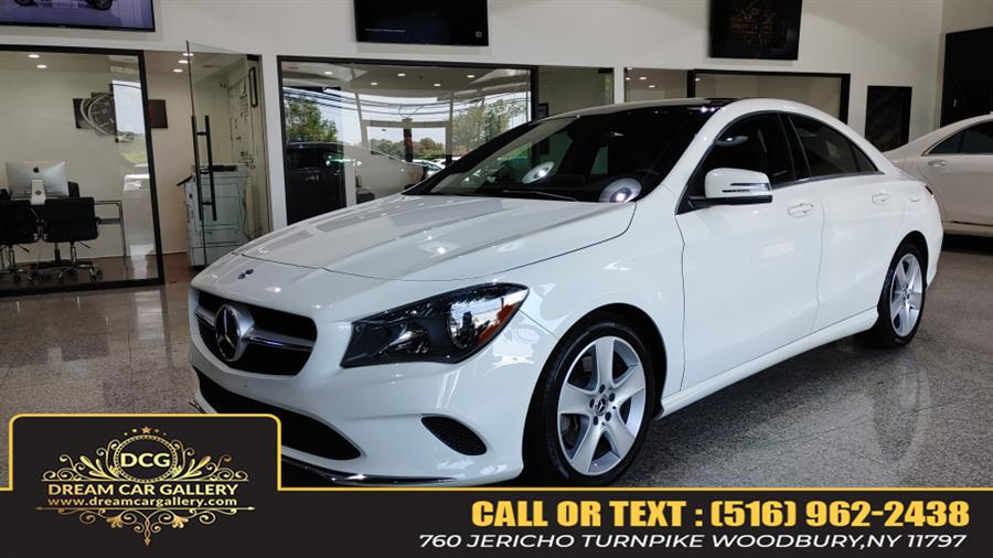 Used Mercedes-Benz CLA CLA 250 Coupe 2018 | Dream Car Gallery. Woodbury, New York