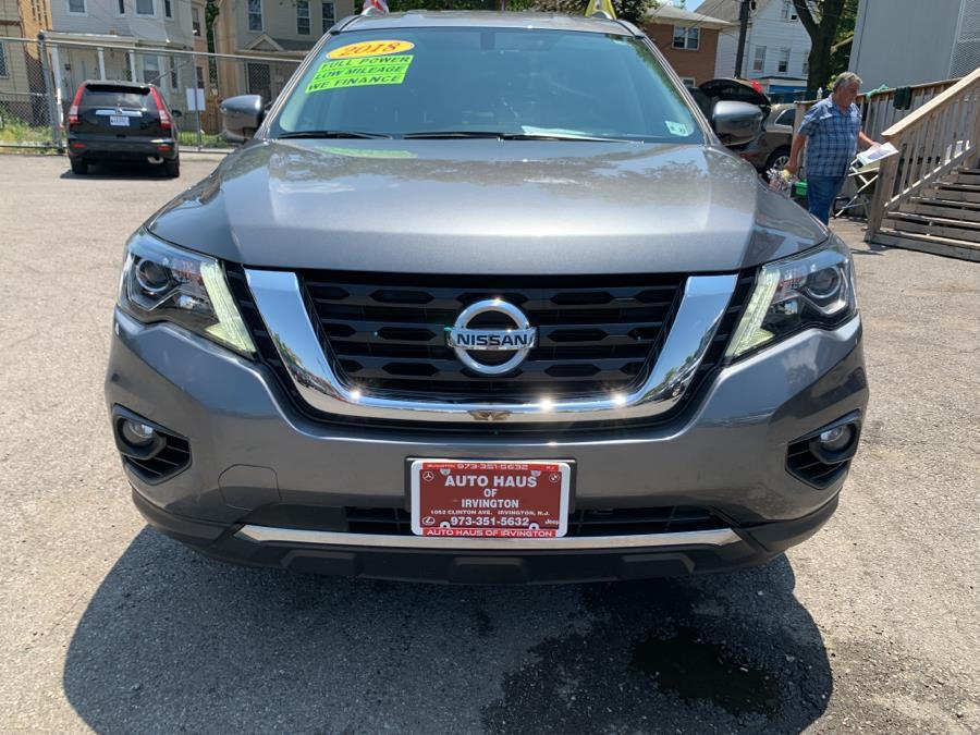 Used Nissan Pathfinder 4x4 SV 2018 | Auto Haus of Irvington Corp. Irvington , New Jersey