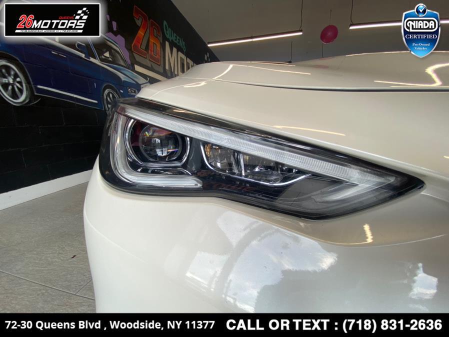 Used INFINITI Q60 2.0t Premium AWD 2017   26 Motors Queens. Woodside, New York