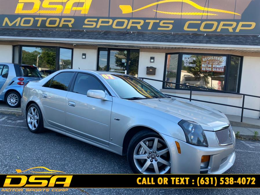 Used 2007 Cadillac CTS-V in Commack, New York | DSA Motor Sports Corp. Commack, New York