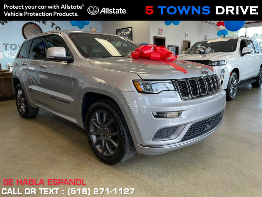 Used Jeep Grand Cherokee High Altitude 4x2 2020 | 5 Towns Drive. Inwood, New York