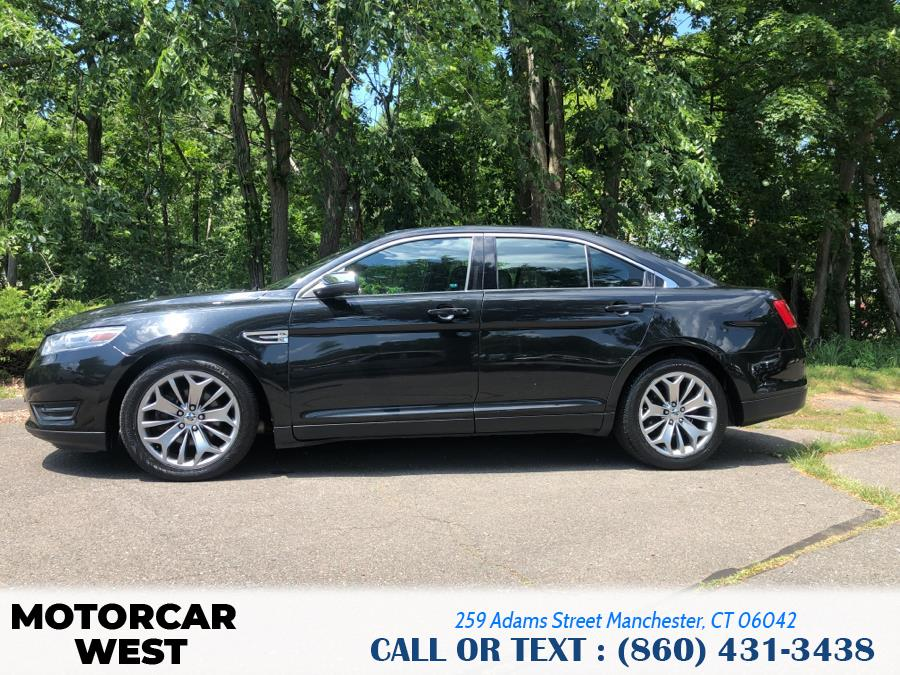 Used Ford Taurus 4dr Sdn Limited AWD 2013 | Motorcar West. Manchester, Connecticut