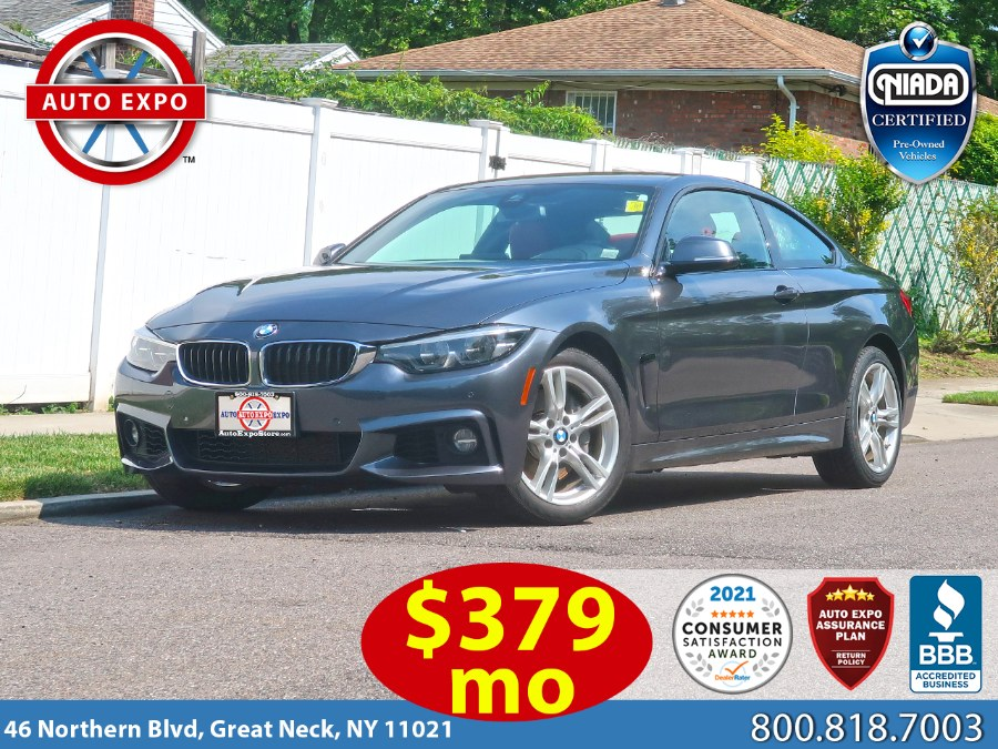 Used BMW 4 Series 440i xDrive M Sport Package 2018   Auto Expo Ent Inc.. Great Neck, New York