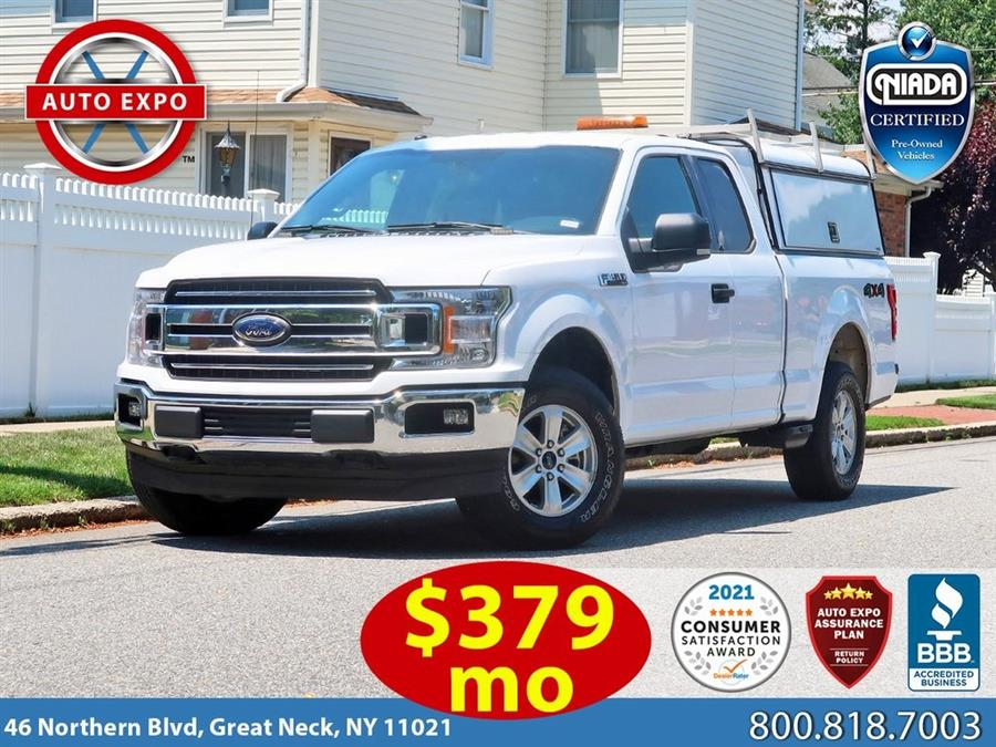 Used Ford F-150 XLT 2018   Auto Expo Ent Inc.. Great Neck, New York