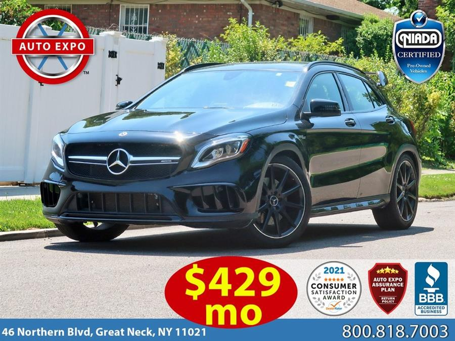 Used 2018 Mercedes-benz Gla in Great Neck, New York   Auto Expo Ent Inc.. Great Neck, New York