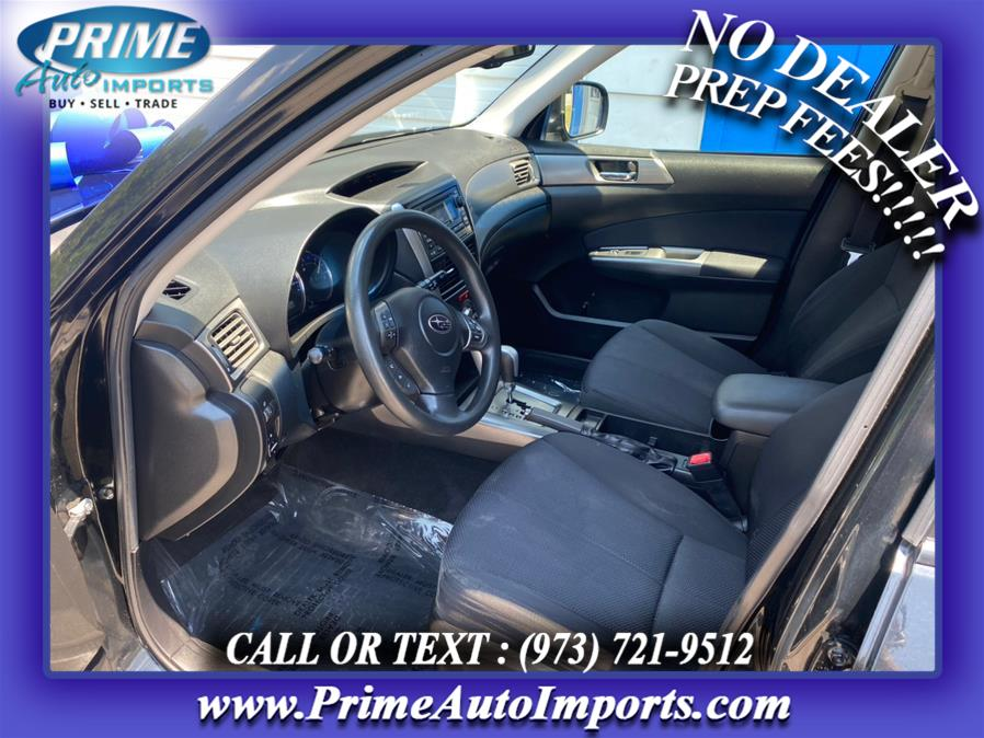 Used Subaru Forester 4dr Auto 2.5X Premium 2012   Prime Auto Imports. Bloomingdale, New Jersey