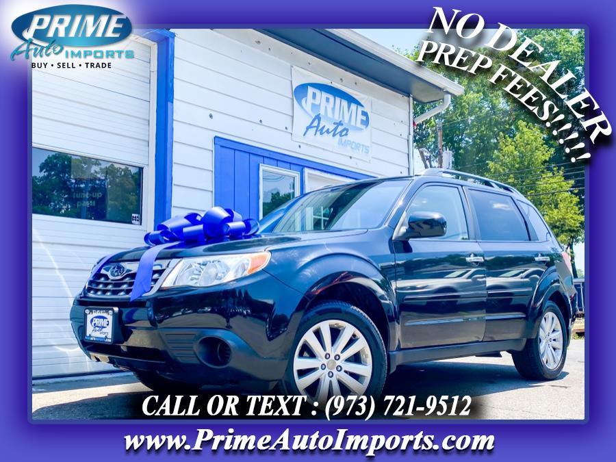 Used 2012 Subaru Forester in Bloomingdale, New Jersey | Prime Auto Imports. Bloomingdale, New Jersey
