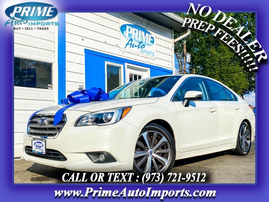 Used 2016 Subaru Legacy in Bloomingdale, New Jersey | Prime Auto Imports. Bloomingdale, New Jersey