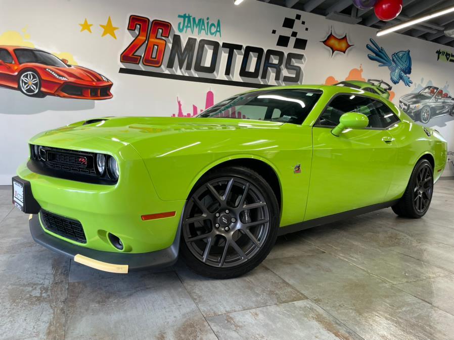Used 2019 Dodge Challenger Scat Pack in Hollis, New York | Jamaica 26 Motors. Hollis, New York