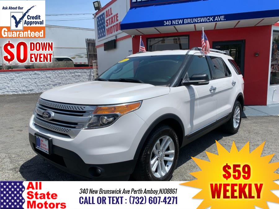 Used Ford Explorer 4WD 4dr XLT 2014 | All State Motor Inc. Perth Amboy, New Jersey
