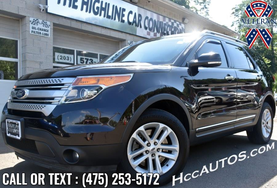 Used 2014 Ford Explorer in Waterbury, Connecticut | Highline Car Connection. Waterbury, Connecticut